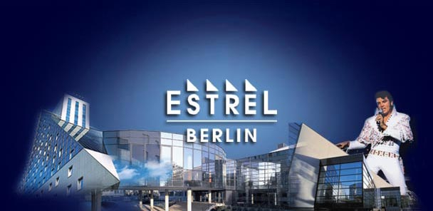 ESTREL  -  Europas größter Convention-, Entertainment- und Hotel-Komplex